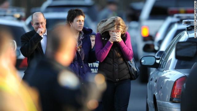 """Madre de una alumna de la escuela de Connecticut: """"Es simplemente repugnante"""""""