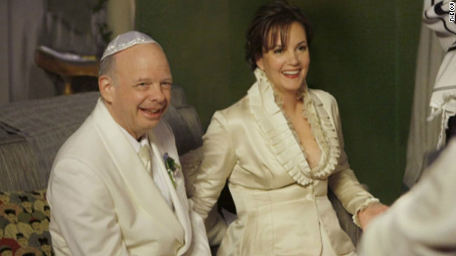 "The inclusion of Cyrus Rose, played by Wallace Shawn, as the love interest and eventual husband of Blair's mother, Eleanor, kept us repeating his favorite saying -- ""Not enough!"""