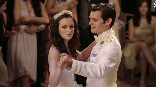All of her practicing in the hallways of Constance Billard paid off when Blair married Prince Louis of Monaco, but it was still surprising that she actually went through with the wedding in season five.