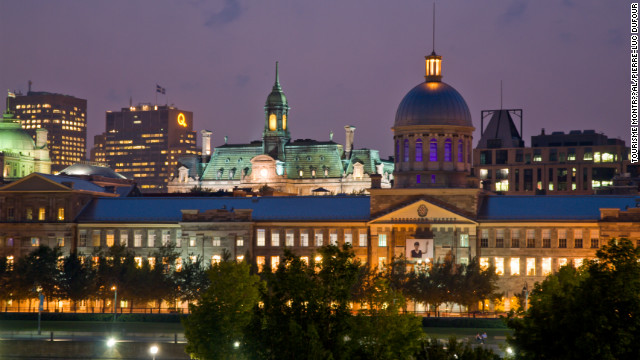 Montreal is the second-largest Francophone city in the world after Paris.