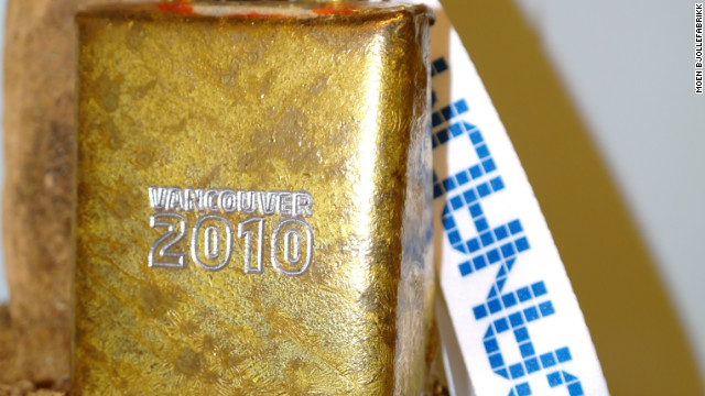 When a Winter Olympics is within sight, cowbells become Norwegian cowbell manufacturer Moen's hottest commodity. The company produces approximately 30,000 bells each year, but in an Olympic Year over twice as many cowbells would be churned out.