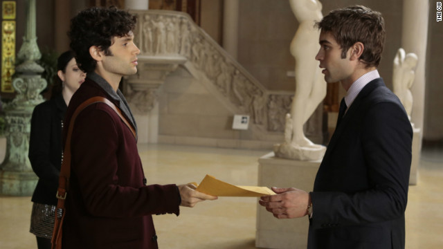 "The whirlwind sixth season of ""Gossip Girl"" fittingly concluded with the identity of the anonymous ""Gossip Girl"" blogger finally being revealed."