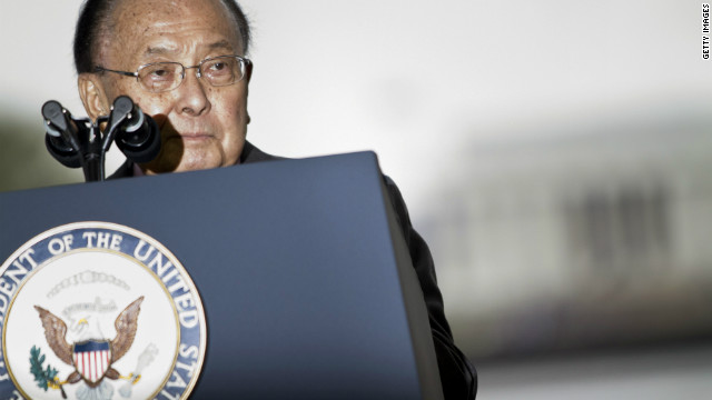 Inouye gave preference for successor before he died