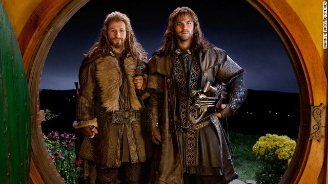 Dean O'Gorman and Aidan Turner star in 
