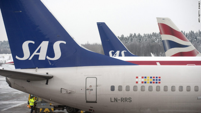 Boeing and AirAsia won; SAS and Iberia lost. Here are the stories that had the air industry moving -- or not -- this year. We start with one of Europe's oldest airlines -- and one that still knows the meaning of passenger service -- SAS, which is in dire straits. If the airline fails, and it's been on the brink before, this will continue the trend in Europe toward consolidation that included the acquisition by British Airways of struggling Iberia.