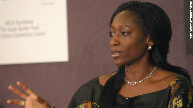 Hasfat Abiola is a democracy advocate and daughter of the Nigerian politician Moshood Kashimawo Olawale (MKO) Abiola, who was put in prison after claiming the country's 1993 presidential election.