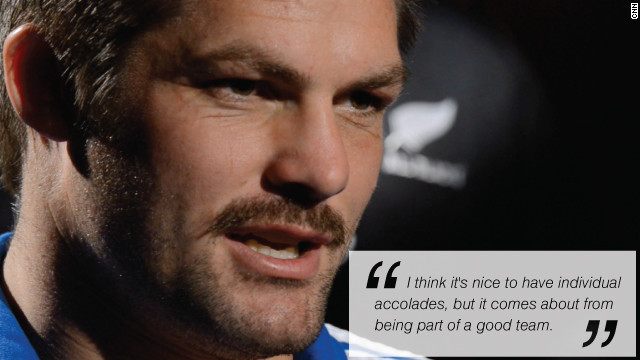 Richie McCaw: An All Black great