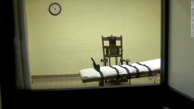 While executions and death sentences remain steady, the number of states carrying out capital punishment has dropped.