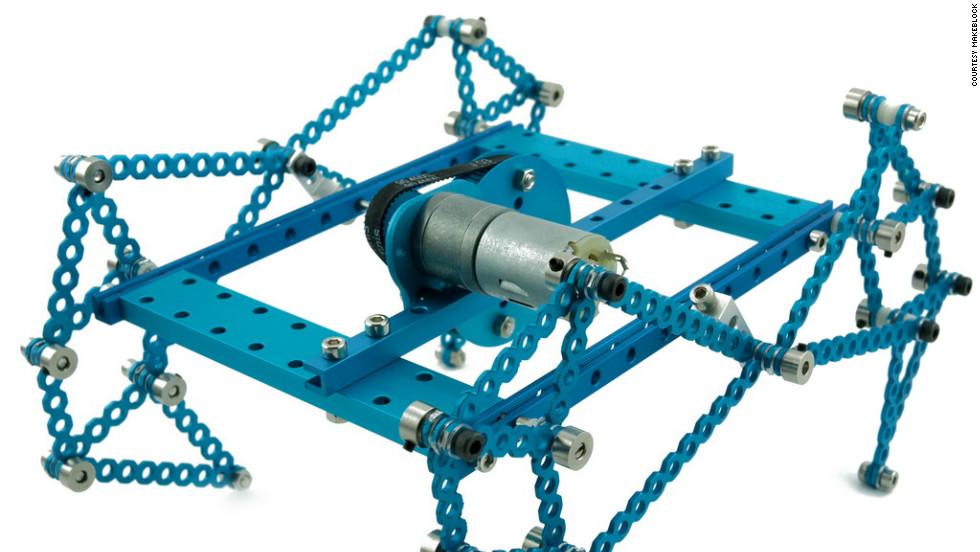 Robots de juguete para los adultos