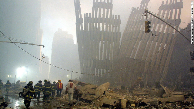 9/11 &#8211; Terror in the Dust: Increased risk for three cancers