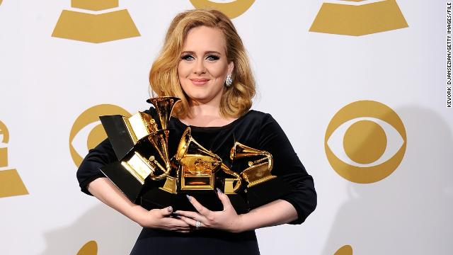"In the music industry over the past year or so, there's been Adele, and then there's been everyone else. As an example, the British singer has been named <a href='http://www.billboard.com/news/the-best-of-2012-the-year-in-music-1008045682.story#/news/the-best-of-2012-the-year-in-music-1008045682.story' target='_blank'>Billboard magazine's ""Top Artist of the Year""</a> for two years straight, and her disc ""21"" has reigned as the publication's ""Top Album"" for the same amount of time."
