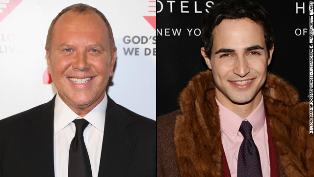 Michael Kors' 'Project Runway' seat going to Zac Posen