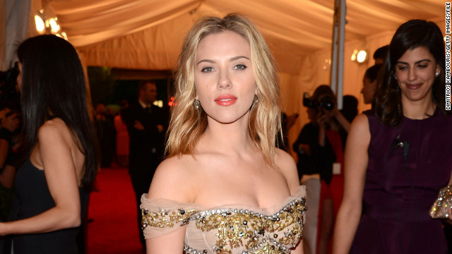 Actress Scarlett Johansson was among the celebrities victimized by 