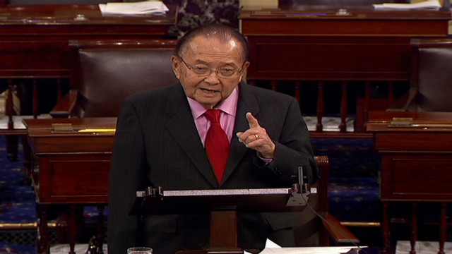 Opinion: Senator Inouye was a man of courage, humanity, dignity