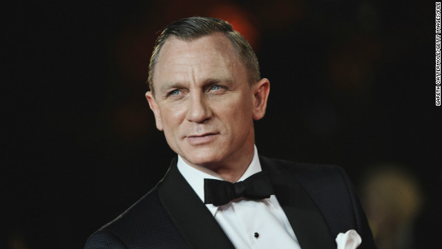 CNN's readers play favorites when it come to Daniel Craig, who played the most recent James Bond. Besides, who doesn't love a man &lt;a href='http://marquee.blogs.cnn.com/2012/10/25/adeles-skyfall-reduced-daniel-craig-to-tears/?iref=allsearch' target='_blank'&gt;who can cry while listening to Adele?&lt;/a&gt;