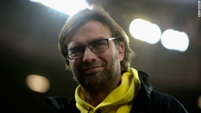 Jurgen Klopp is also among the bookies' frontrunners, having guided Borussia Dortmund to this month's European Champions League final. The 45-year-old coach helped Dortmund win the German Bundesliga title the previous two seasons.