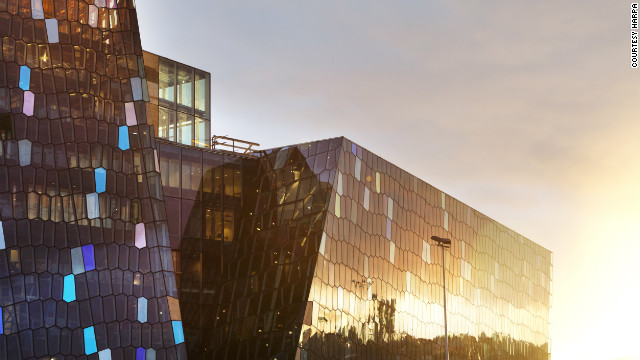 The Harpa Reykjavk Concert Hall and Conference Centre opened here not long ago and is now the official home of the Icelandic Opera and Iceland Symphony Orchestra.