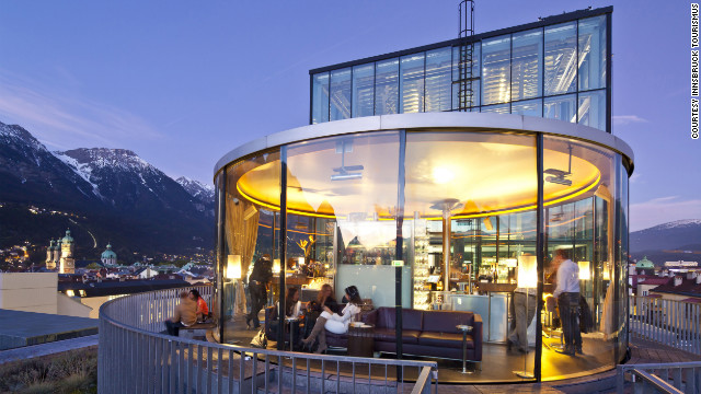 Encircled by the Alps, Innsbruck offers the ultimate access to some of Europe's best ski fields.