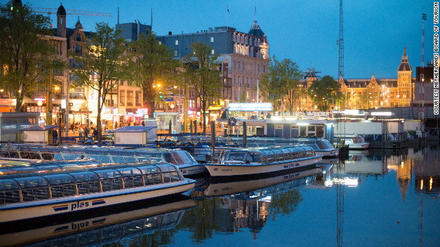 Some of Amsterdam's blockbuster museums are reopening in 2013 after extensive renovations.