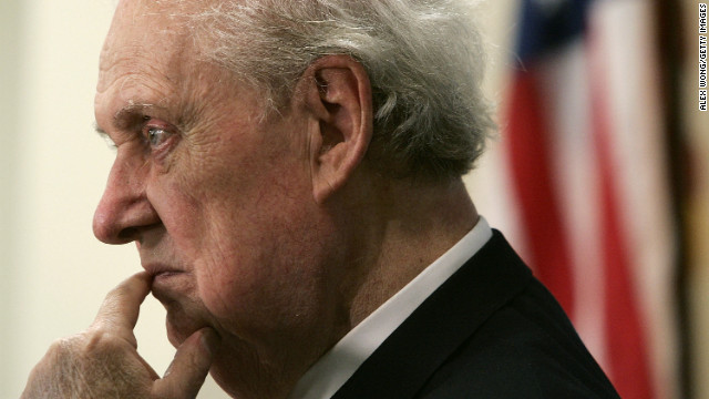 Conservative jurist Robert H. Bork died on December 19 at age 85 at his home in Virginia, sources close to his family told CNN. Bork was best known for being nominated to the Supreme Court in 1987, only to be rejected after a contentious confirmation battle.