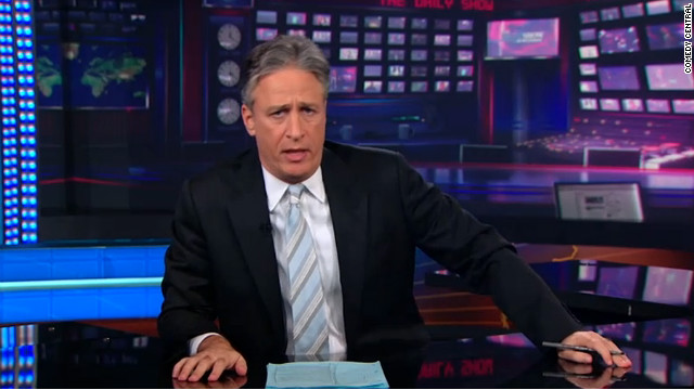 &quot;The Daily Show&quot; has aired on Comedy Central since 1996. Jon Stewart became host of the slightly re-named late-night program in 1999. It draws its comedy from current events.