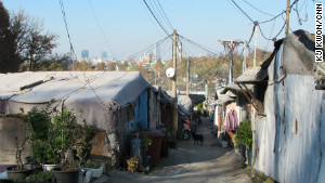 In the south of Seoul\'s posh Gangnam District, Guryong village is a shantytown filled with shacks made of wood and iron.