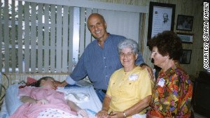 Wayne Dyer visits Edwarda on her birthday in 1997. He wrote \