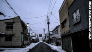 Trying to revive a Fukushima 'ghost town' 