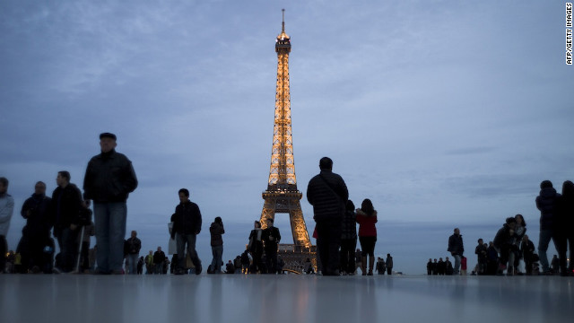The home of the Eiffel Tower is also home to 23 billionaires, Hurun Report says.