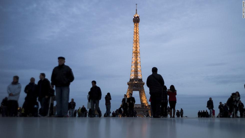 No. 8: Paris