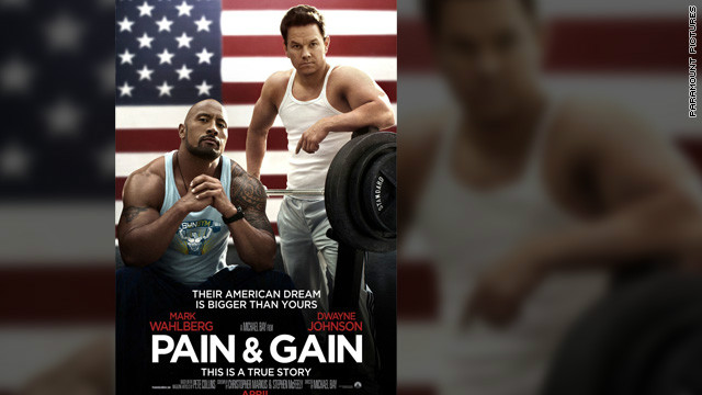 Trailer Park: 'Pain & Gain,' 'Identity Thief'