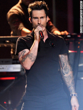 "We remember when Adam Levine was synonymous with just Maroon 5, but how things have changed. This year, <a href='marquee.blogs.cnn.com/category/television/the-voice/' target='_blank'>he's served as a coach/mentor on ""The Voice""</a> while also foraying into acting on the hit <a href='http://marquee.blogs.cnn.com/2012/10/18/adam-levine-just-an-appetizer-for-american-horror-story/?iref=allsearch' target='_blank'>""American Horror Story: Asylum."" </a>"