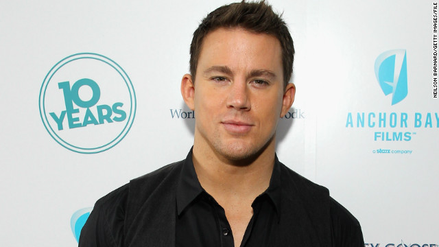 We wouldn't have been surprised to see Channing Tatum arrive at No. 1 -- there are few in Hollywood <a href='http://www.cnn.com/2012/06/28/showbiz/channing-tatum-magic-mike-career/index.html?iref=allsearch'>having a better year</a> than this 32-year-old. With three major flicks released, <a href='http://marquee.blogs.cnn.com/2012/12/17/channing-tatum-wife-jenna-are-expecting/?iref=allsearch' target='_blank'>a new baby on the way</a> and the honor of being <a href='http://marquee.blogs.cnn.com/2012/11/14/channing-tatum-named-sexiest-man-alive/?iref=allsearch' target='_blank'>People magazine's Sexiest Man of the Year</a>, Tatum might have a hard time saying farewell to 2012.
