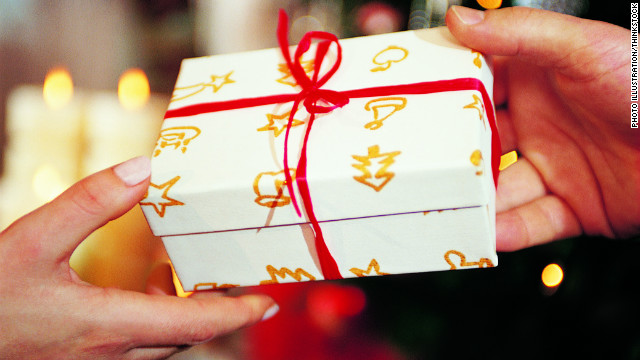 There has been some research to suggest that men and women view gifts differently.