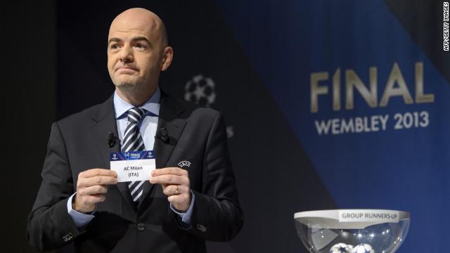 Madrid-Manchester y Milan-Barcelona en octavos de la Champions