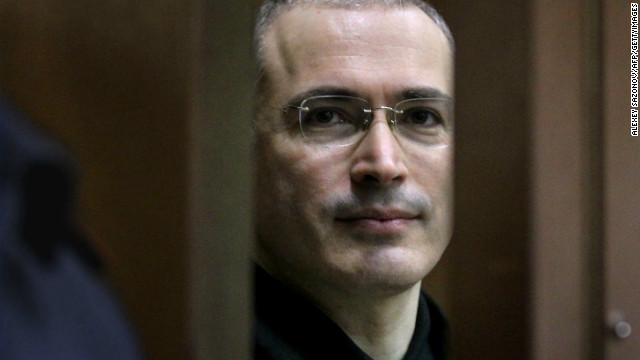 Putin perdonará al magnate opositor Mijaíl Jodorkovsky