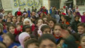 Damascus school for displaced kids
