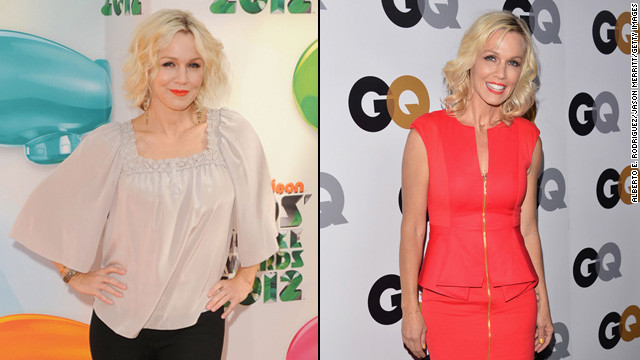 Jennie Garth slimmed down after splitting with husband Peter Facinelli in 2012.