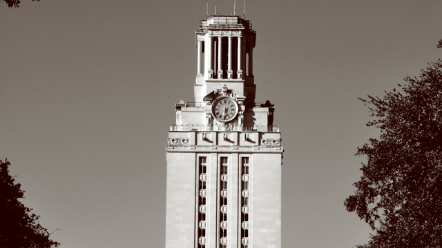 1966: Univ. of Texas tower