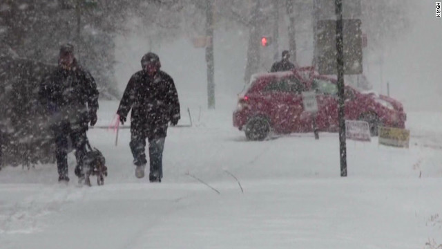Need to Know News: Blizzard warning issued for big chunk of Midwest; Obama and Boehner remain at odds on verge of fiscal cliff