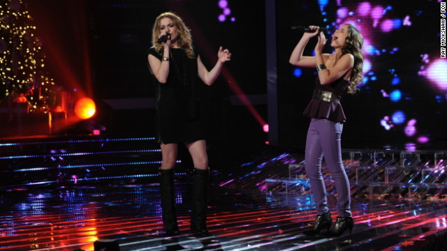 LeAnn Rimes defends 'X Factor' performance