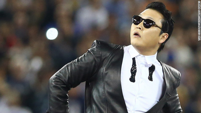 'Gangnam Style' is most watched video in history