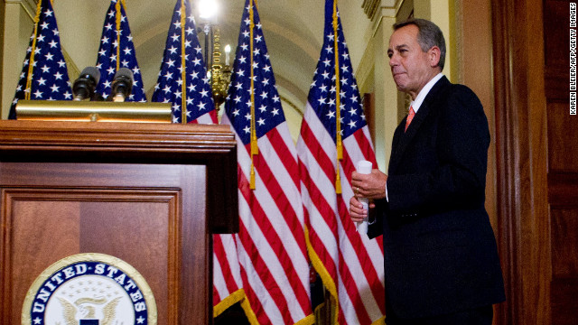 Behind the scenes: A breakdown of Boehner's miscalculation on Plan B