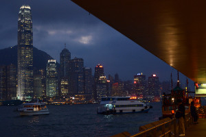 No. 3: Hong Kong