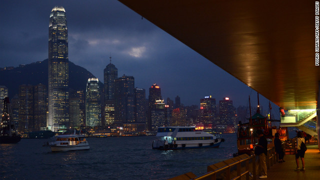 Hong Kong is one of five Chinese cities in the top 10 of Hurun's billionaire list, with 54 billionaires.