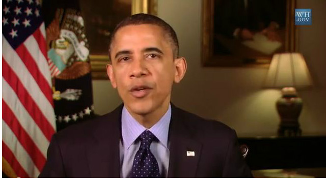 Obama responds to petitions against gun violence