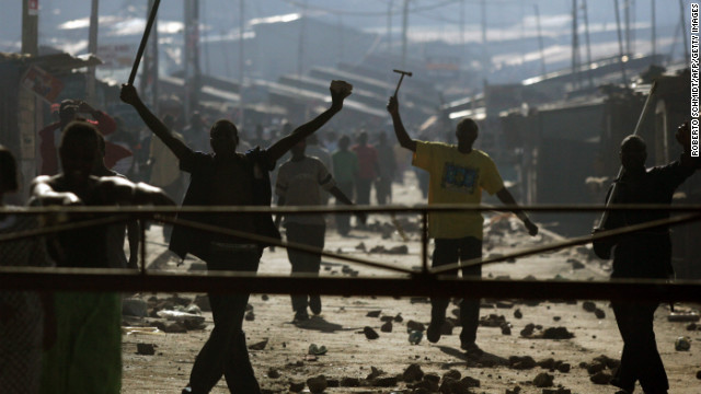 Kenya was rocked by post-election violence in 2007 following disputed results. The fighting left more than 1,000 dead and hundreds of thousands of people displaced.
