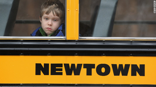 CNN Profiles: 'Don't obsess over Newtown'
