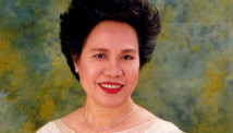 Miriam Defensor Santiago