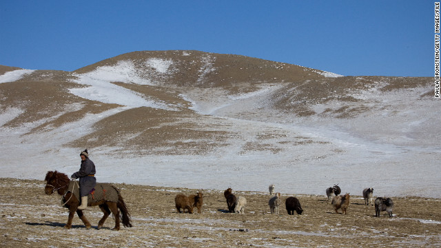 Since reading about Marco Polo's travels to the Mongol Empire as a child, CNN Senior International Correspondent Ben Wedeman has dreamed of visiting Mongolia.
